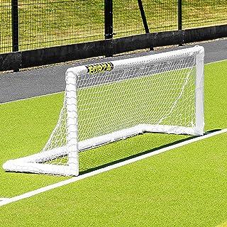 FORZA PVC But De Mini-Hockey – 2,4m x 0,8m Imperméabiliser, Léger Et Autoportant Hockey But pour La Formation [Net World Sports] 8m Imperméabiliser Léger Et Autoportant Hockey But pour La Formation [Net World Sports]