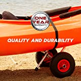 ABN Universal Kayak Carrier 2-Pack – Trolley