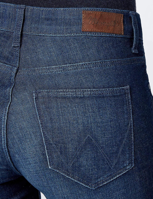 Wrangler Straight Jeans Donna