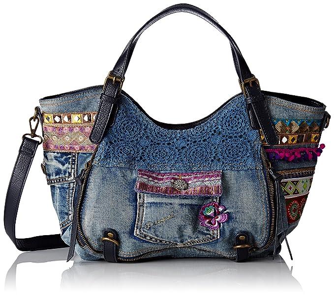 25 Best Desigual images in 2018 | Bags, Denim bag, Fashion