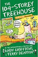 The 104-Storey Treehouse (The Treehouse Books) Paperback
