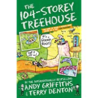 The 104-Storey Treehouse (The Treehouse Books)