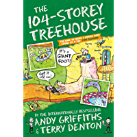 The 104-Storey Treehouse (The Treehouse Books Book 8) (English Edition)