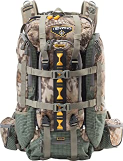 tenzing tz 4000 hunting backpack kryptek highlander
