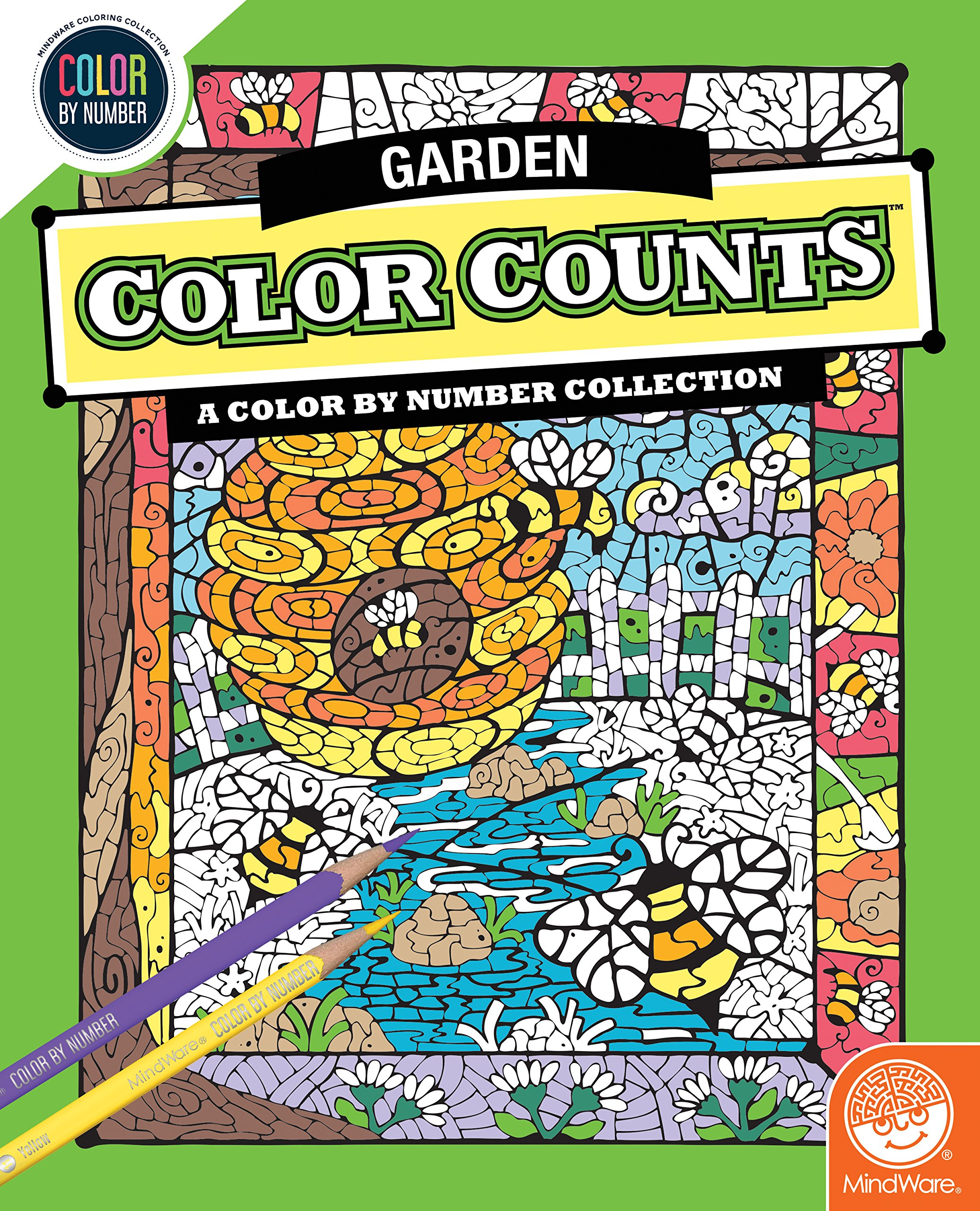 mindware color counts - Google Search | Coloring pages, Coloring ... | 2560x2072