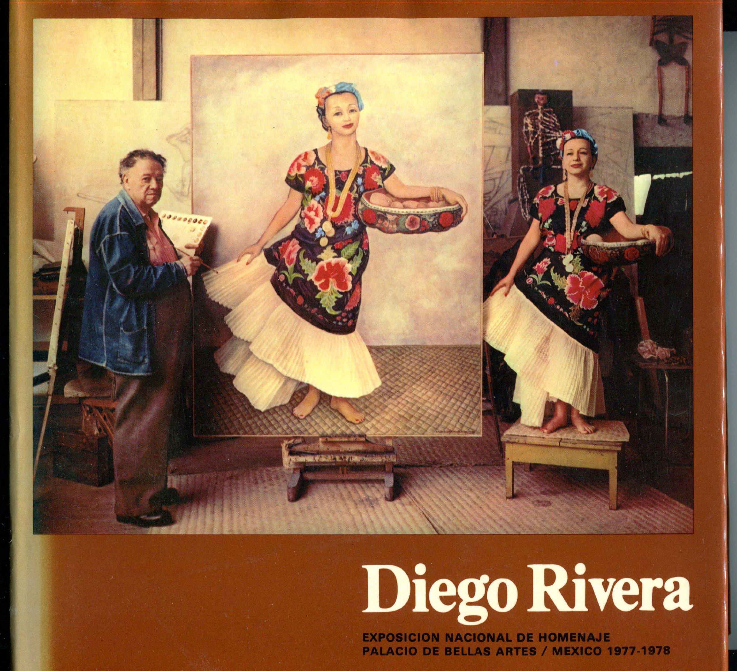 Exposicion Nacional de Homenaje a Diego Rivera Con Motivo Del XX Aniversario de su Fallecimiento Hardcover – 1977