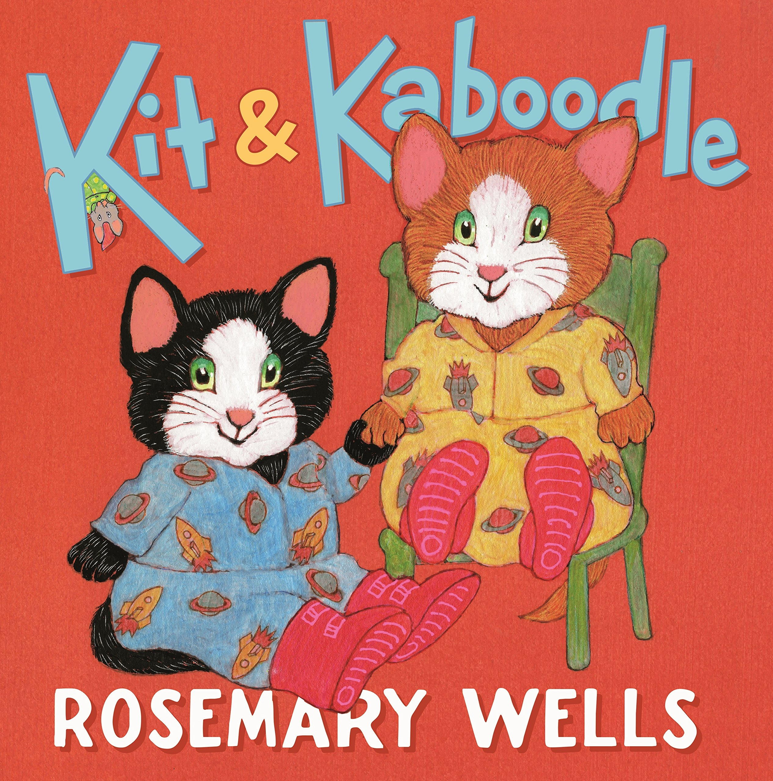 Kit & Kaboodle: Rosemary Wells: 9781250130754: Amazon.com: Books