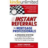 Instant Referrals for Mortgage Professonals