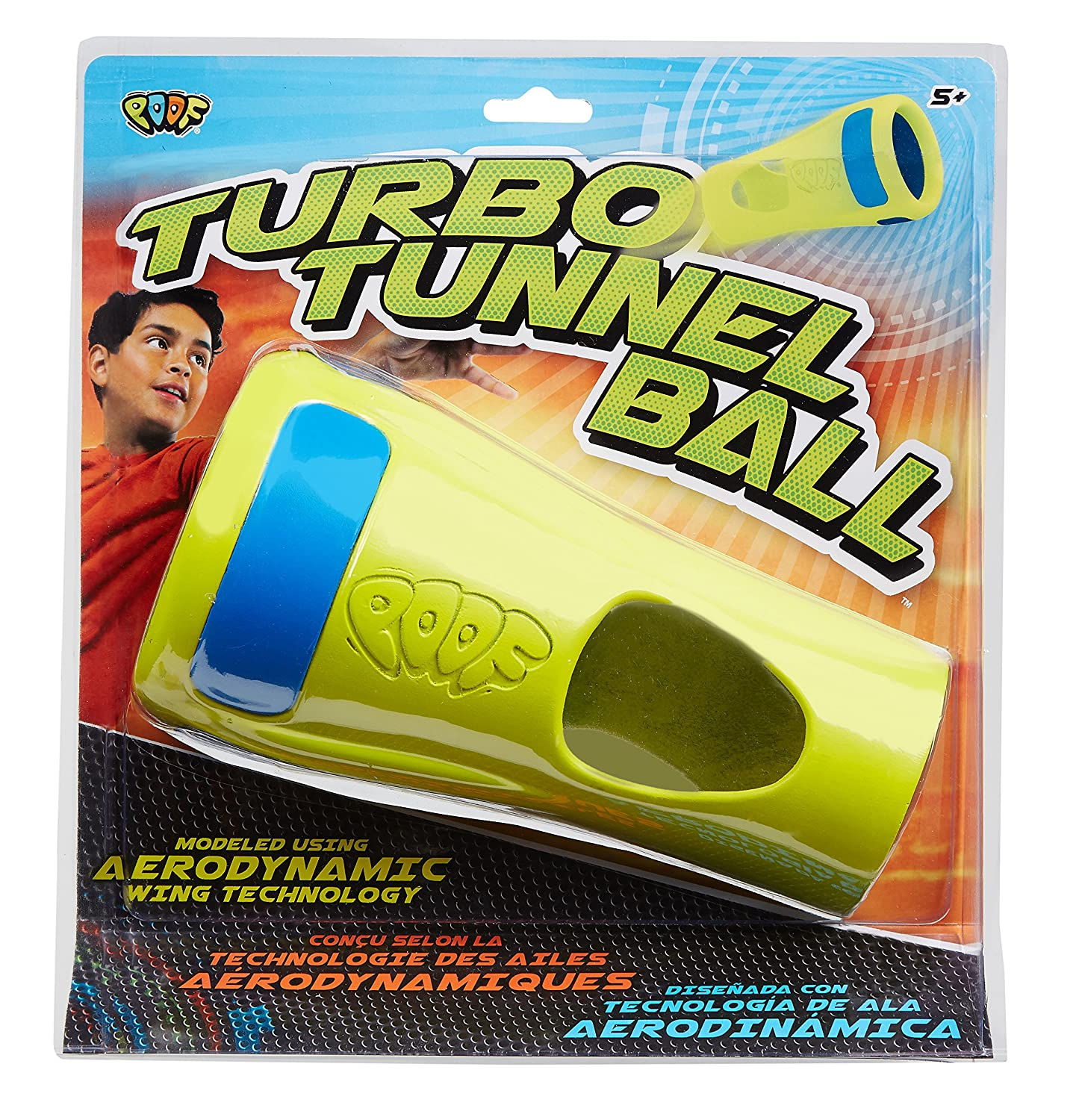 Poof Turbo Tunnel Ball 249TL