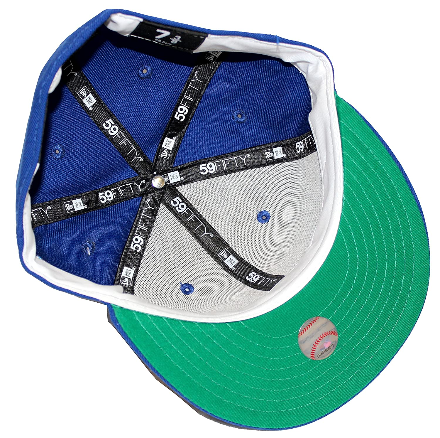 cheap for discount af8fd 01dc3 ... denmark new era 59fifty 1986 world series patch new york mets blue  fitted cap at amazon