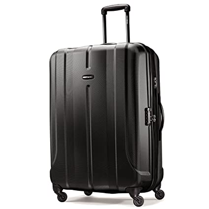 Samsonite Luggage Fiero HS Spinner 28, Black, One Size