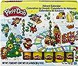 Play-Doh B2199 -  Pasta da Modellare Calendario dell'Avvento