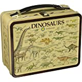 Aquarius Smithsonian Dinosaurs Large Tin Box