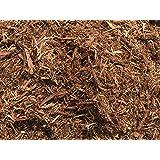 MIGHTY109 100% Natural Cedar Mulch, 40 Quarts Plus 8 Quarts Free!