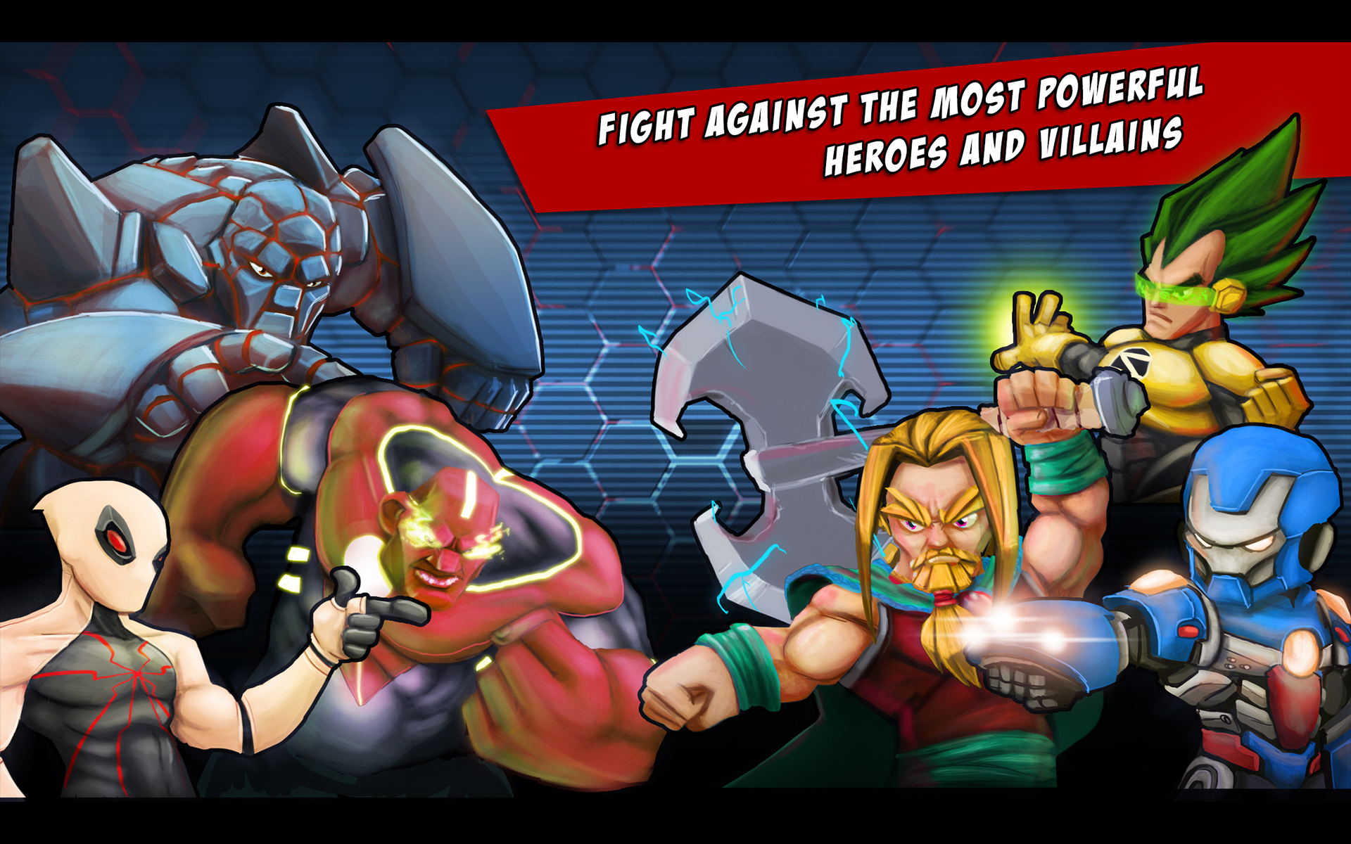 amazoncom superheros free fighting games appstore for