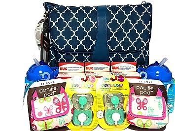 Amazon.com : JJ Cole Arbor Back Pack Diaper Bag, Baby ...