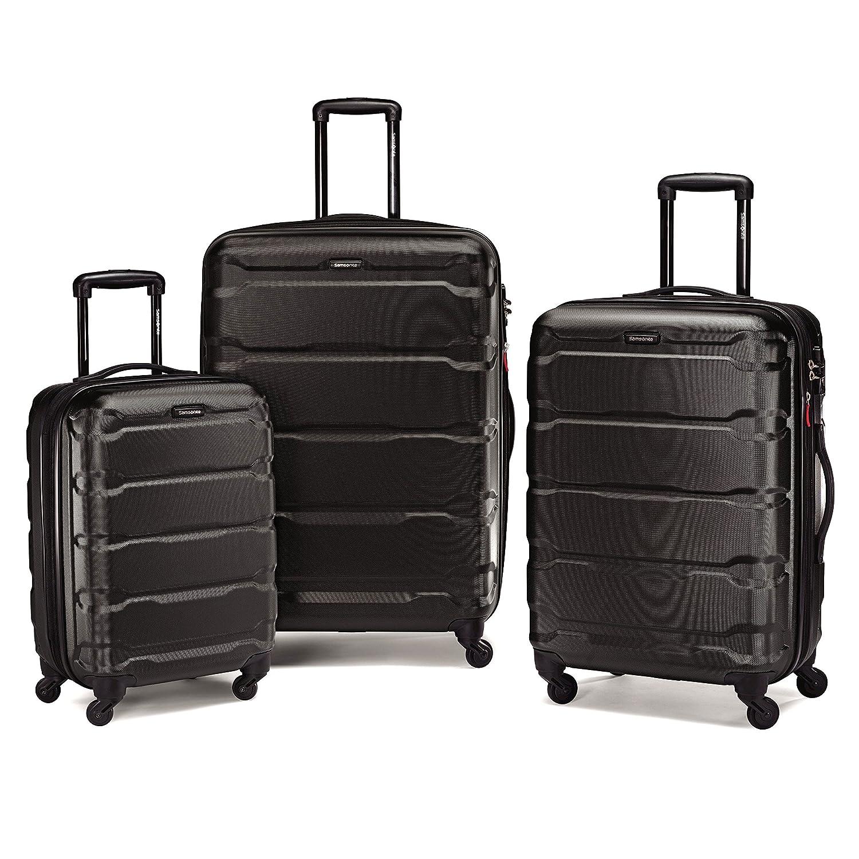 7add013e3 Amazon.com   Samsonite 3-Piece Set, Black   Luggage