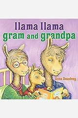 Llama Llama Gram and Grandpa Hardcover