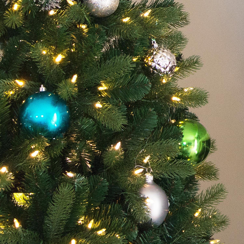 Amazon.com: ULTIMA 9\' Artificial Christmas Tree, 900 Dual-Color LED ...