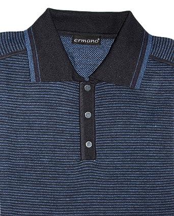 ermano. alemán), clásica y Polo con acabados de jersey con botones ...