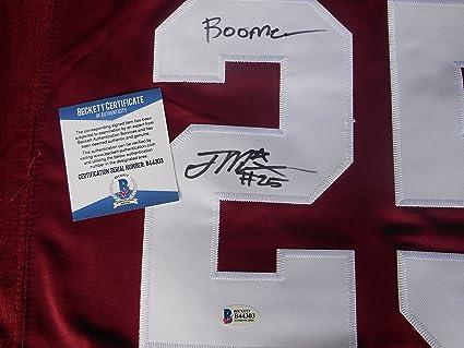 Joe Mixon Signed Oklahoma OU Sooners Jersey w/Boomer Beckett BAS ...