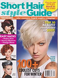 Brilliant Sophisticates Hairstyle Guide Magazine February 2017 Amazon Com Hairstyle Inspiration Daily Dogsangcom