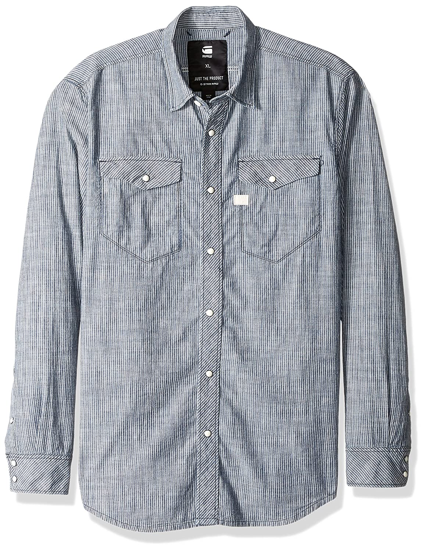 e05910a777 G Star Arc Shirt In Raw Denim - BCD Tofu House