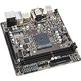 ASRock マザーボード AMD Athlon Sempron(Kabiniコア) ハイエンド AM1 Mini-ITX DispalyPort AM1H-ITX