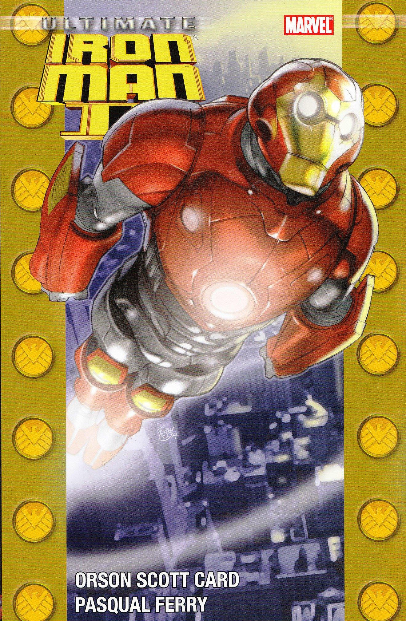 Ultimate Iron Man II (v. 2) PDF