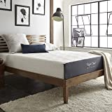 Perfect Cloud Hybrid Memory Foam Mattress 11-inch by (Queen) - Experience the Soft Touch of Memory Foam with the Comforting Support of a Spring Mattress - NEW 2018 MODEL