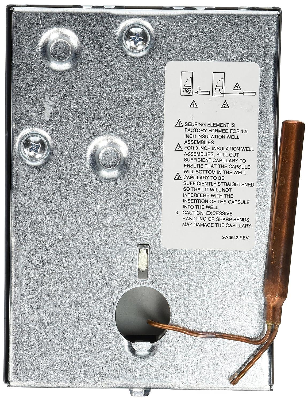 Honeywell L8148E1265 Immersiontype Controller Honeywell – L8148e1265 Aquastat Relay Wiring Diagram