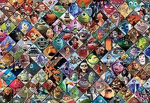 Ceaco Disney/Pixar Clips Jigsaw Puzzle, 2000 Pieces