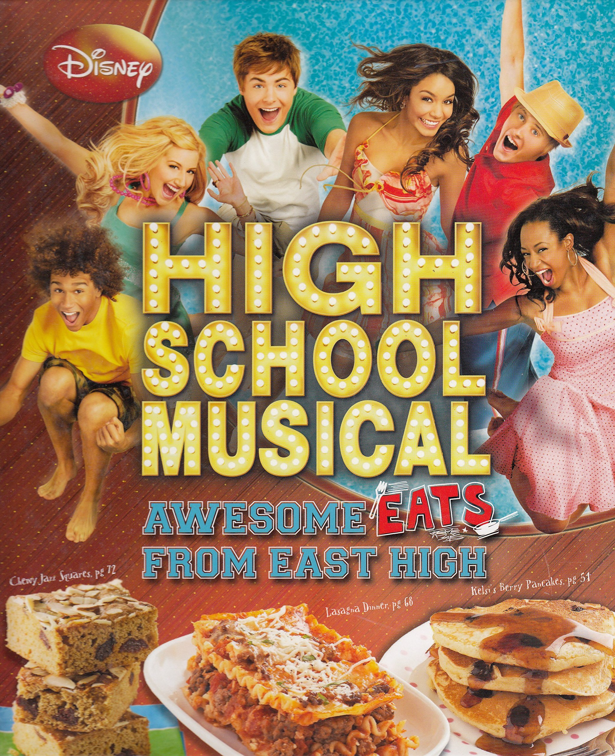 Download High School Musical Awesome Eats From East High ebook