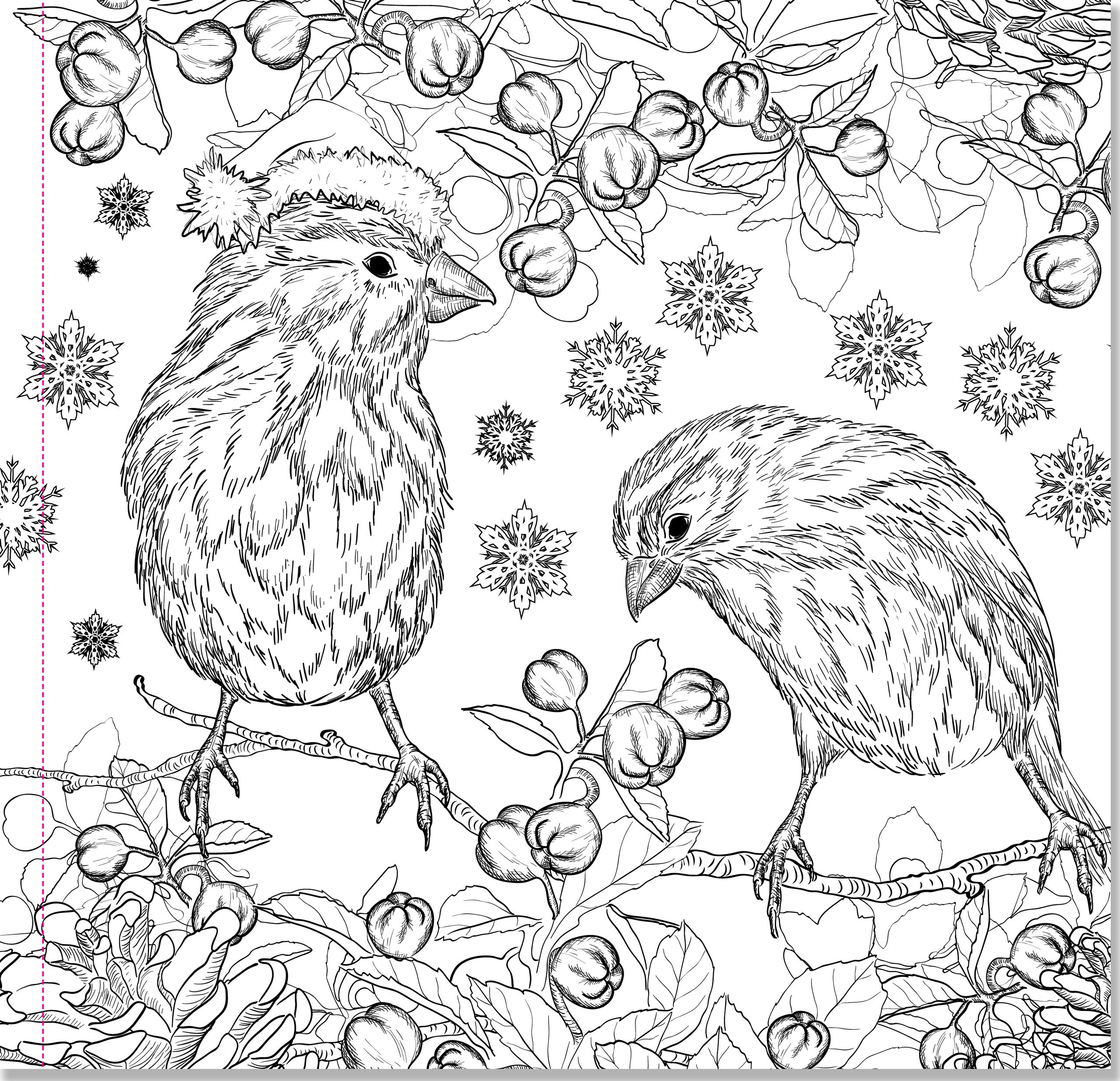 amazon com christmas designs adult coloring book 31 stress on winter magic beautiful holiday patterns coloring book for adults