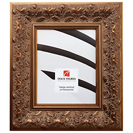 Amazon 15x22 Picture Poster Frame Ornate Finish 36 Wide
