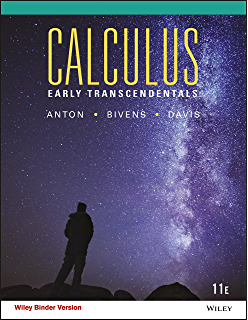 Calculus 10th edition 10 howard anton amazon calculus early transcendentals 11th edition fandeluxe Gallery