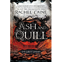 Ash and Quill (The Great Library Book 3) book cover