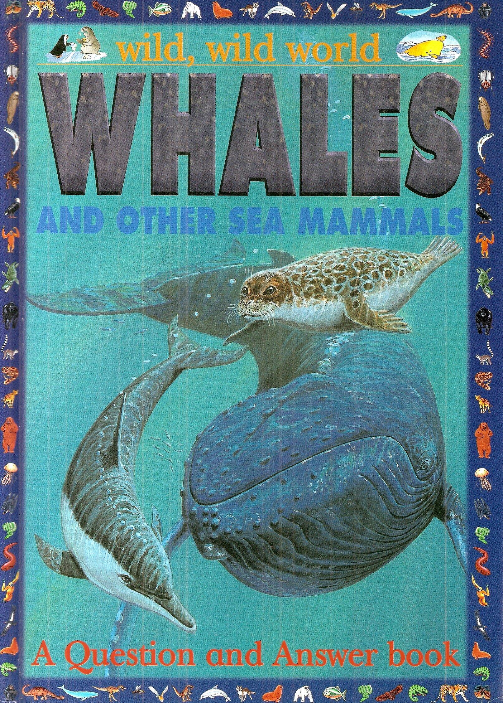 Download Whales (Wild, Wild World) PDF