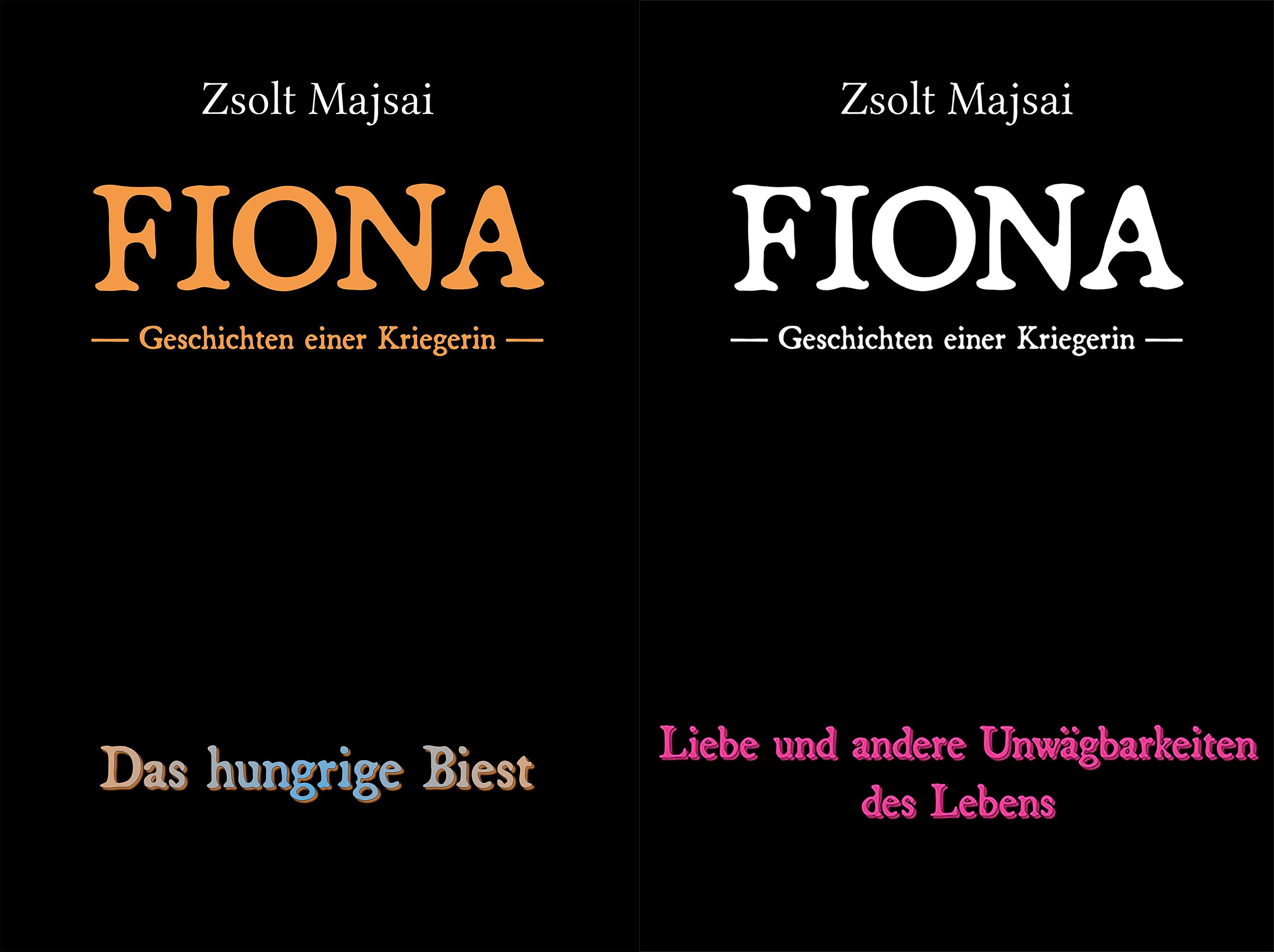 Geschichten einer Kriegerin (Reihe in 2 Bänden)