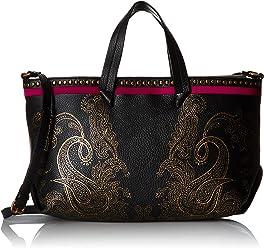 Elliott Lucca Artisan Solene Tote Top Handle Bag