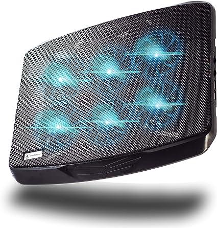 Enyo shadefire – Ventilador PC Portátil para Gamer – Soporte con ...