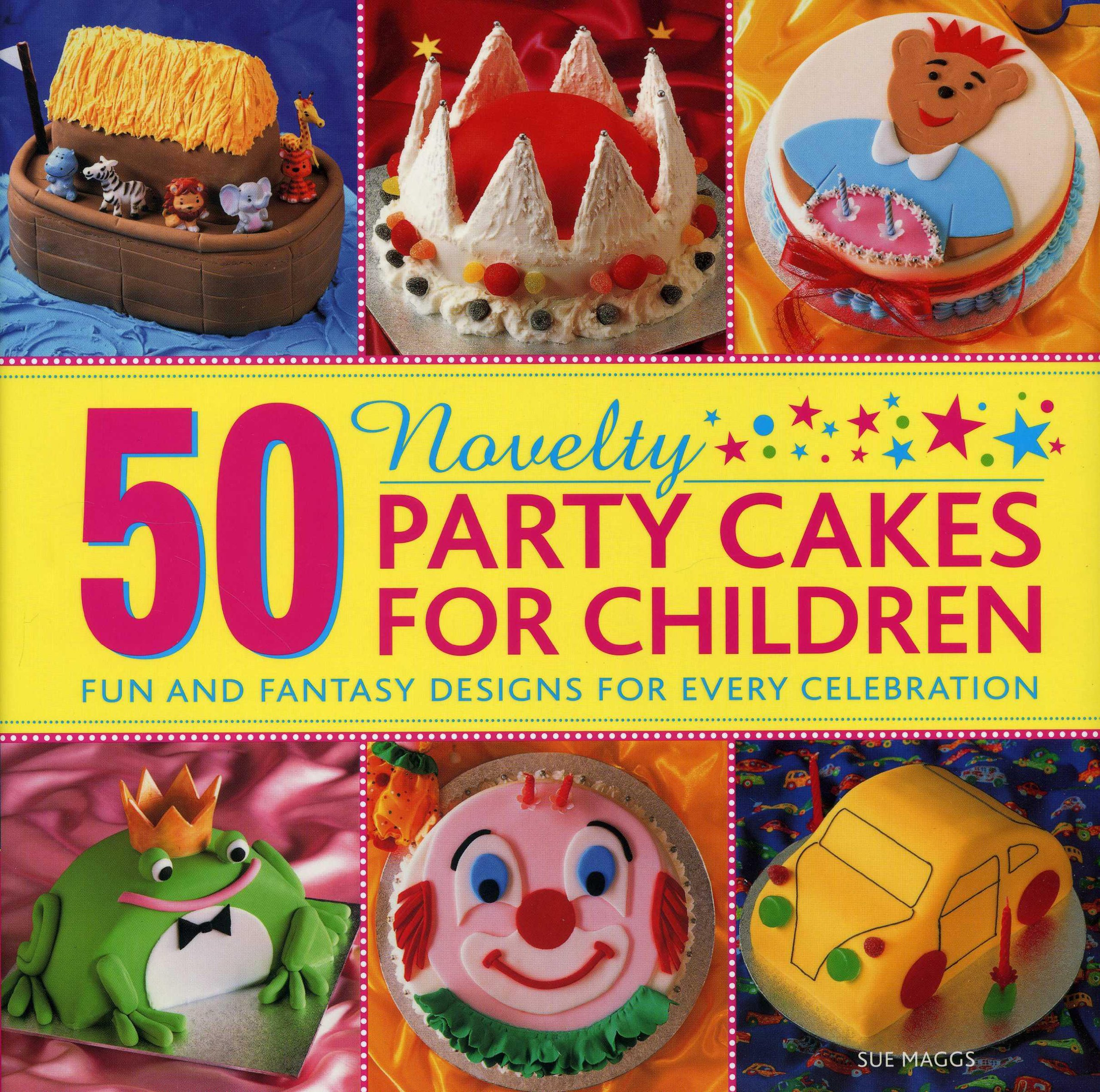 Peachy 50 Novelty Party Cakes For Children Fun And Fantasy Designs For Birthday Cards Printable Benkemecafe Filternl