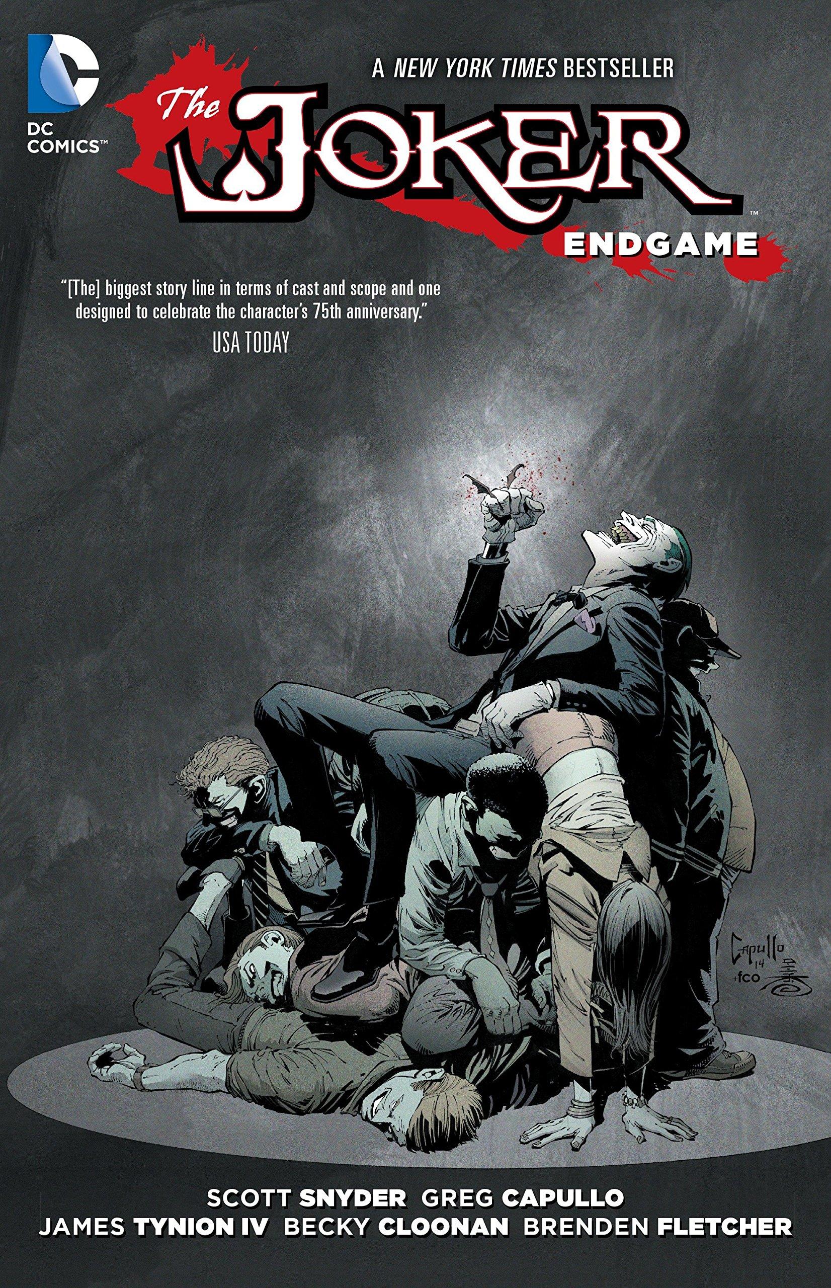 The Joker: Endgame: Scott Snyder, James Tynion IV, Becky Cloonan