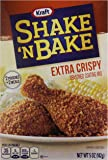 Shake 'n Bake Seasoned Coating Mix for Chicken or Pork, Extra Crispy, 5 Ounce