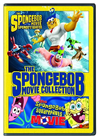 amazon com spongebob squarepants movie collection tom kenny bill