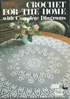 Elegant crochet lace doily japanese craft book simplified chinese ondori crochet for the home with complete diagrams ccuart Gallery