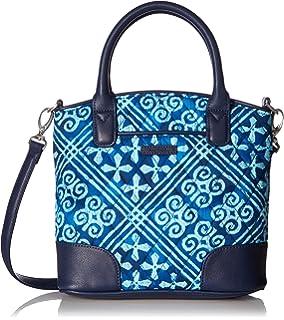 bbe370beab Amazon.com  Vera Bradley Vivian Hobo Bag Cotton 1
