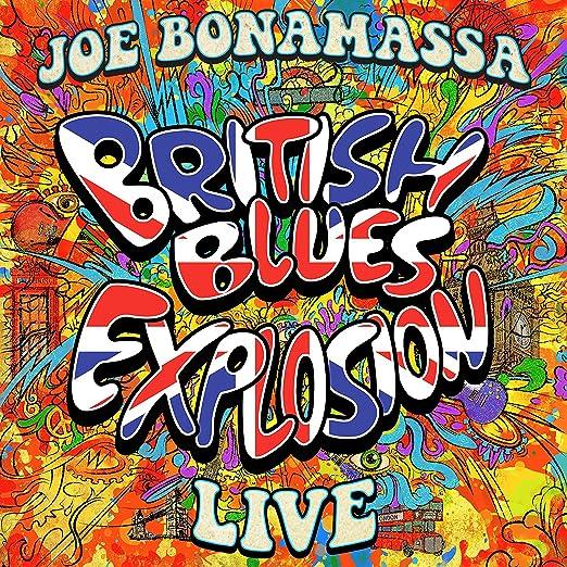 British Blues Explosion Live [3 LP]
