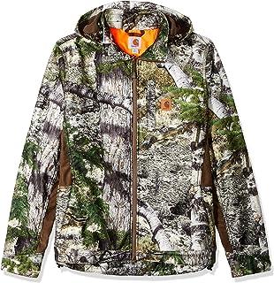 4fef8b02748b5 Amazon.com: Carhartt Men's 102192 Buckfield Jacket - Medium Regular ...