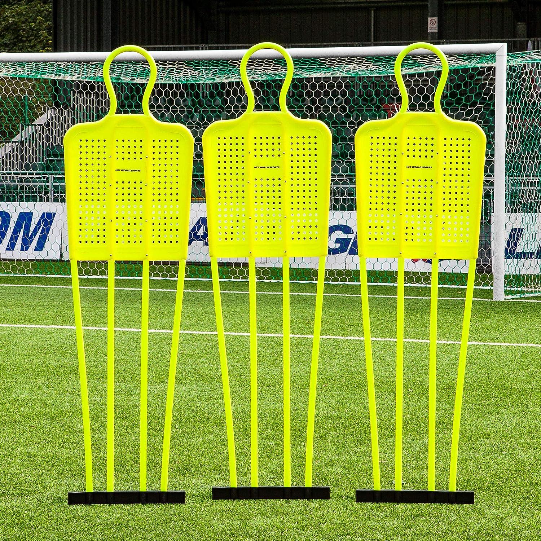 barreras de fútbol para entrenamientos